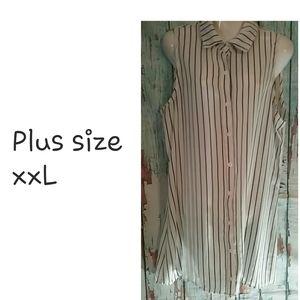 Zanzea plus size tunic/top xxl